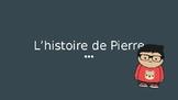 Irregular Verbs Story: L'histoire de Pierre