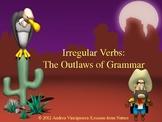 Irregular Verbs: The Outlaws of Grammar