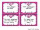 Irregular Verbs Valentine's Day Task Cards