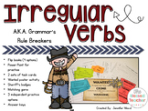 Irregular Verbs (a.k.a. The Grammar Rule Breakers)