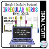 Irregular Verbs in the Present Tense Mini Book {DIGITAL}
