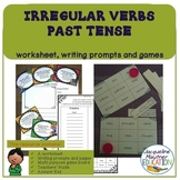 Irregular Verbs in the past tense