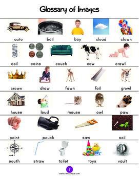 Irregular Vowels Activity Pack