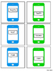Irregular and Singular Plural Noun Texting Activity
