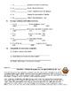 "Irregular ""go"" verbs Notes and written Practice"