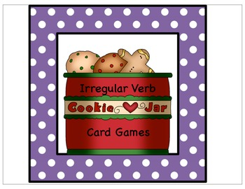 Irregular verb games