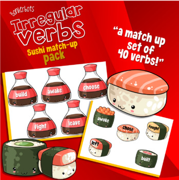 Irregular verb match up