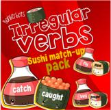 Irregular verb match up