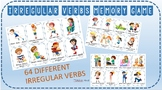 Irregular verbs - game