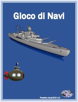 Irregular verbs in Italian Battaglia Navale Battleship game