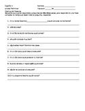 Irregular verbs practice questions