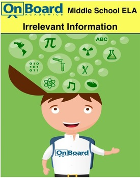 Irrelevant Information-Interactive Lesson