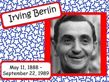 Irving Berlin: Musician in the Spotlight