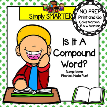 Is It A Compound Word?:  NO PREP Bump Game