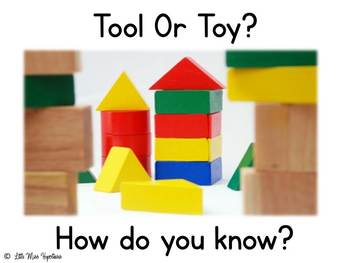 Is It A Tool Or Toy? PowerPoint Science Presentation!