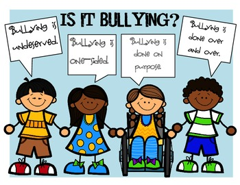 Is It Bullying? Poster