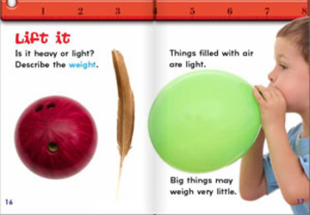 Is It Long? Or Is It Short? A Book About Observing and Describing flip e-book
