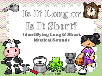 Is It Long/Is It Short: An Interactive Listening Identification Game? - PPT Ed.