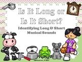 Is It Long/Is It Short: An Interactive Listening Identific
