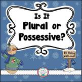 Is That Noun Plural or Possessive?