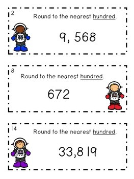 Is It Round: A Classroom Quest for Rounding