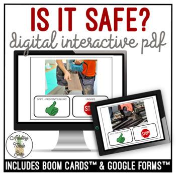 Is It Safe? Digital Interactive Activity