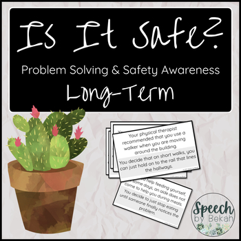 Is It Safe? Long Term Care