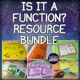 Is It a Function? Activity Bundle 8.F.A.1