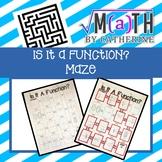 Is It a Function? Maze