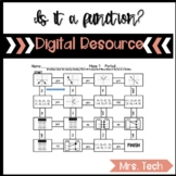 Is It is Function? Activity - Digital Resource