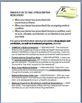 Safety-Safety precautions for Natural and Prescription Medications