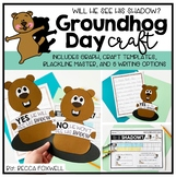 Groundhog Day Craft and Graph
