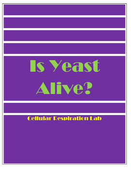 Is Yeast Alive? Cellular Respiration Lab
