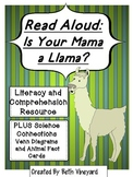 Is Your Mama a LLama?  Literacy, Comprehension and Science