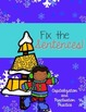 Is it Christmas Break Yet? 6 Winter and Christmas Math and Literacy Stations!