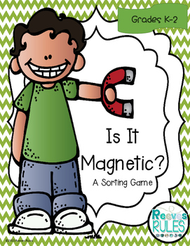 Force and Motion: Is it Magnetic? Sorting Game