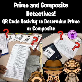 A Test to Determine Prime or Composite QR CODE TEKS 5.4A