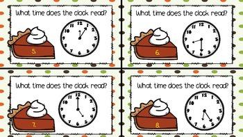 Is it Time for Pumpkin Pie?