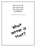 """Is it a """"B"""" or a """"D""""???"""