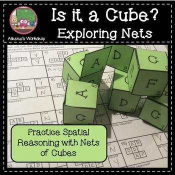 Is it a Cube? - Exploring Nets
