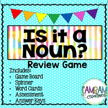 Noun Review Game