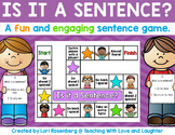 Complete Sentences Game