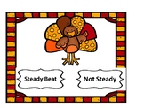 Is it a steady beat? Thanksgiving Turkey