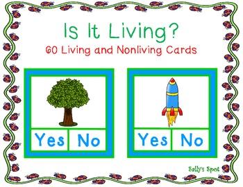 Is it living?