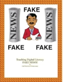 FAKE NEWS: Developing Digital Critical Literacy with Kids! (INA)