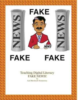 FAKE NEWS:Developing Digital Critical Literacy with Kids! (INA)Distance Learning