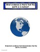 Is the Earth in Motion? Brainstorming Activity (Print & Go!)