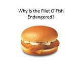Is the Filet O'Fish Facing Extinction? Powerpoint, Handout, Summarizer