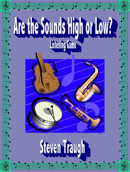 Are the Sounds High or Low? - Listening Game