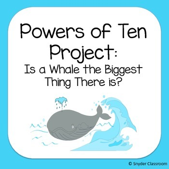 Powers of Ten Project